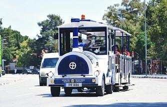 Gezi Treni Turları ücretsiz olarak devam ediyor