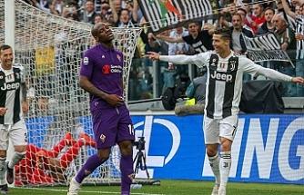 Juventus bir kez daha şampiyon