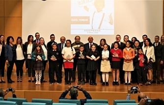 Komposizyon yarışmasının ödülleri verildi
