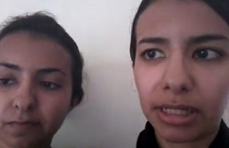 Suudi Arabistan'dan kaçan kız kardeşler BM'den yardım istedi