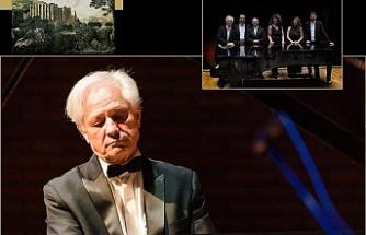 Uluslararası Bellapais İlkbahar Müzik Festivali'nde ünlü piyanist Marek Drewnowskı & Chopin Solistleri konseri