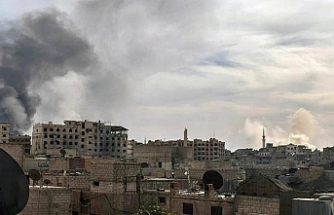 ABD'den Esed rejiminin İdlib'de kimyasal silah kullandığı iddiası