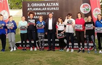 Atletlerimiz Ankara'da üçüncü