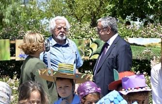 Cumhurbaşkanlığı'nda çocuklara çevre etkinliği