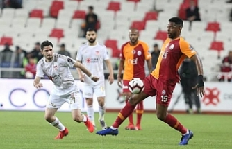 Demir Grup Sivasspor: 4 - Galatasaray: 3