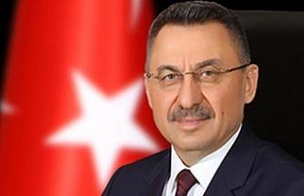 """""""Doğu Akdeniz'de Kıbrıslı Türklerin haklarının yanı sıra kendi hak ve menfaatlerimizi korumaya devam edeceğiz"""""""