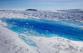 Eriyen buzullar yüz milyonlarca kişiyi yerinden edebilir
