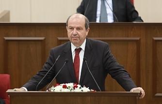 Ersin Tatar, KKTC'nin 13'üncü başbakanı oldu