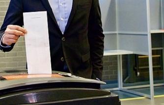Güney Kıbrıs'taki Avrupa Parlamentosu seçimi bugün yapılıyor
