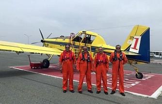 Güney Kıbrıs'tan İsrail'e yangın ekibi