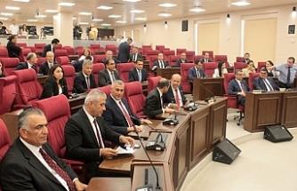 Meclis'teki dağılım