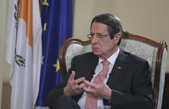 """Rum Lider: """"Türkiye Güney Kıbrıs'ın egemenlik haklarıyla yarışmaya çalışıyor"""""""