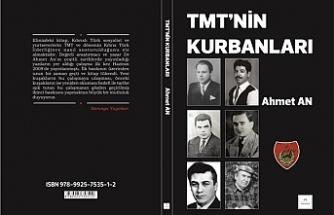 """""""TMT'nin Kurbanları"""" isimli kitabının genişletilmiş 2. baskısı çıktı"""