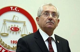 Türkiye YSK Başkanı Güven, ret oyunun gerekçesini açıkladı
