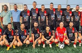 1.Geleneksel Kıb-Tek Görev Şehitlerini Anma Futbol Turnuvası başladı