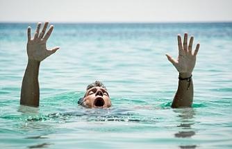 68 yaşındaki turist boğulma tehlikesi geçirdi