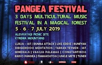 Alevkayası'ndan Pangea Festivali