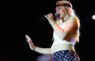 Aleyna Tilki'nin konseri ile festival başladı