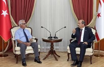 """Başbakan Tatar: """"KKTC devleti şaka için kurulmadı"""""""