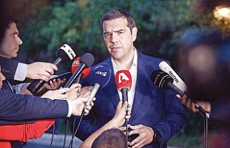 Çipras'a 'Türkiye üzerinden seçim şovu' eleştirisi