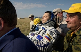Dünya  Soyuz MS 11 Dünya'ya döndü