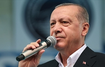 """Erdoğan: """"Fatih ve Yavuz'dan müjdeli haberler alacağımıza inanıyorum"""""""