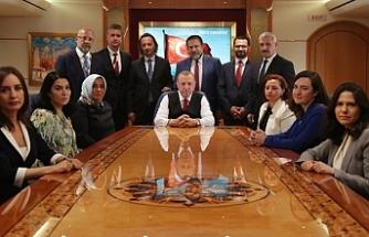 """Erdoğan: """"Fransa'nın Doğu Akdeniz'de söz söyleme hakkı yok"""""""