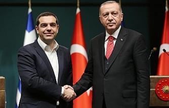 Güney Kıbrıs'tan Erdoğan'a yanıt verdi