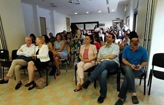 İki Toplumlu Eğitim Teknik Komitesi geçen hafta yılsonu etkinliği yaptı