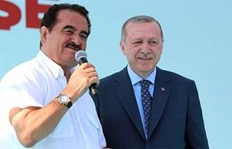 """İmparator İbrahim Tatlıses: """"Tayyip Erdoğan için ölürüm"""""""