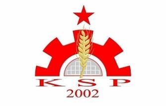 KSP, Kıbrıs sorununda çözümsüzlüğün kalıcılaştırıldığını savundu