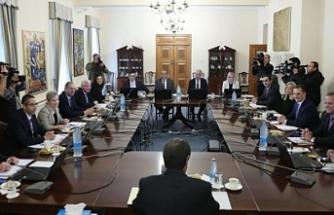 Rum Bakanlar Kurulundan Rumların ve Maronitlerin yaşadığı köylere yeni bir plan