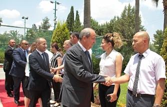 """Tatar: """"Maraş bir açılım...Bizim topraklarımız içinde"""""""