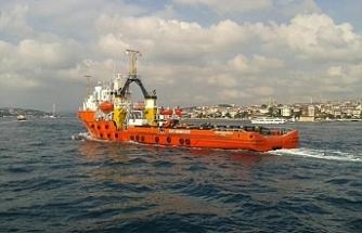 Gemi Kurtaran romörkü hizmetlerine KKTC'de devam edecek