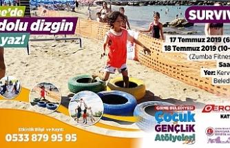 Girne Belediyesi'nden Çocuk ve Gençlik Atölyeleri