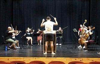 Girne Belediyesi Oda Orkestrası ilk konserini veriyor