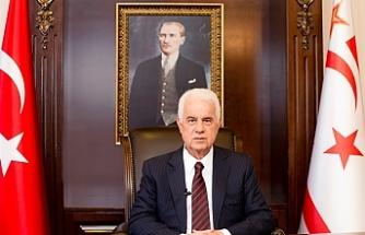 """""""Kıbrıs Türk Halkı 20 Temmuz Sayesinde Devlet Kurduğu Bir Olguya Kavuşmuştur. Bu Olgu Kıbrıs Türklerinin Tarihleri Boyunca Ulaştıkları En Değerli, Güvenli Noktadır"""""""