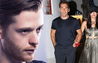 Metin Hara, eski sevgilisi Adriana Lima'nın yeni ilişkisi hakkında ilk kez konuştu