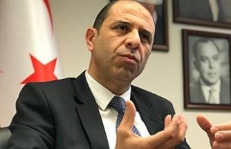 """Özersay: """"AB'nin tutumu Kıbrıs Türkü'nün iradesine saygısızlıktır"""""""