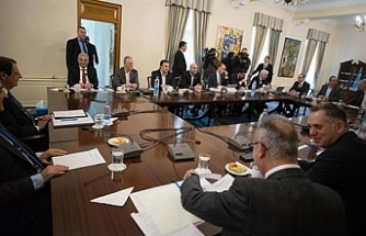 Rum siyasi parti başkanları konseyi'den Akıncı'nın önerisine ret
