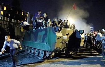 Türkiye'de 15 Temmuz darbe girişiminin 3. yılı