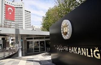 Türkiye'den AB'ye Doğu Akdeni tepkisi
