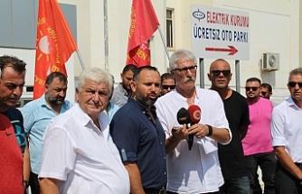 El Sen'den süresiz grev uyarısı