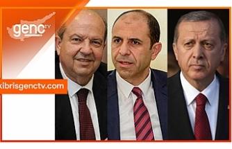 Erdoğan ile görüşecekler...Tatar ve Özersay Ankara'ya gidiyor