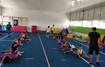 Jimnastik Federasyonu Başkanı, sporun çocukların gelişimine katkısını anlattı