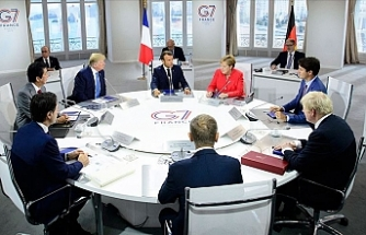 """Macron: """"Hiçbir G7 ülkesi İran'ın nükleer silaha sahip olmasını istemiyor"""""""