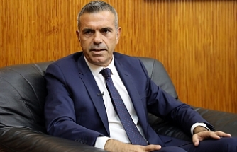 """Uluçay: """"Doğu Akdeniz'de işbirliği gelecek 50 yıla katkı sağlayacak"""""""