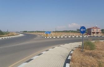 Bisiklet ve motodrag yarışı nedeniyle Güzelyurt-Lefke çift şerit yolunun bir kısmı bugün kapalı olacak