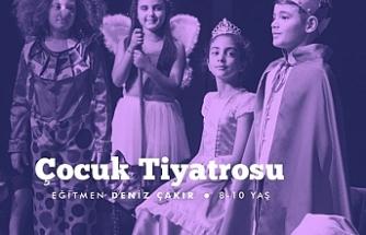 Çocuk ve Gençlik Tiyatrosu kayıtları başlıyor