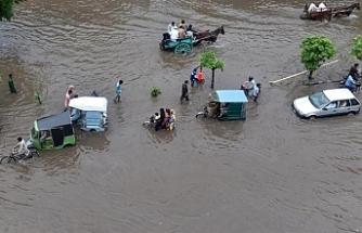 Hindistan'daki aşırı yağışlarda 18 kişi hayatını kaybetti